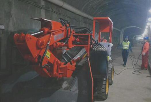 中铁隧道集团发货啦