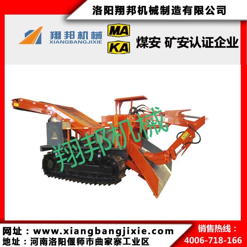 扒渣机 ZWY-120P/30L   履带挖掘式装载机